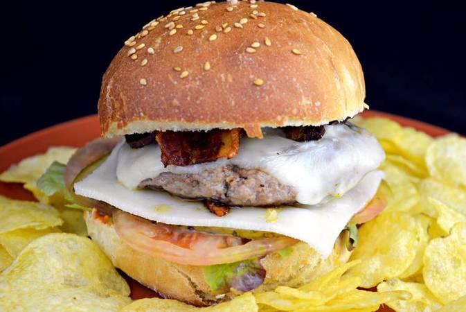 Paso 1 de 9 recetas de sándwiches y hamburguesas para cenar