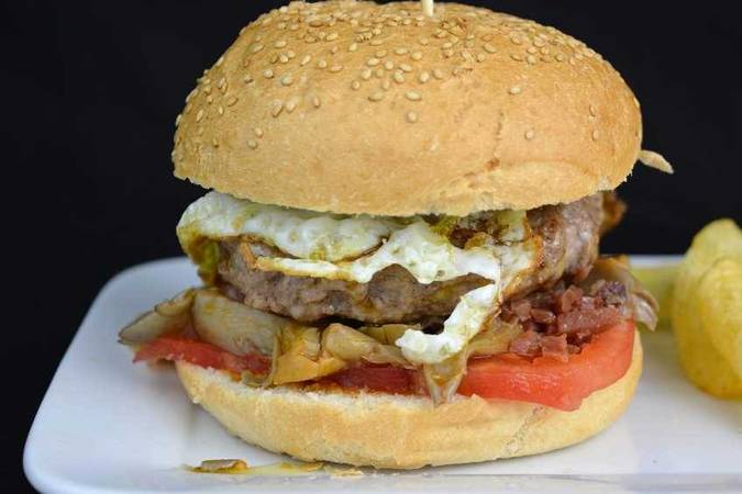 Paso 5 de 9 recetas de sándwiches y hamburguesas para cenar
