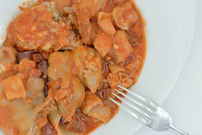 Paso 8 de Callos de ternera tiernos y deliciosos