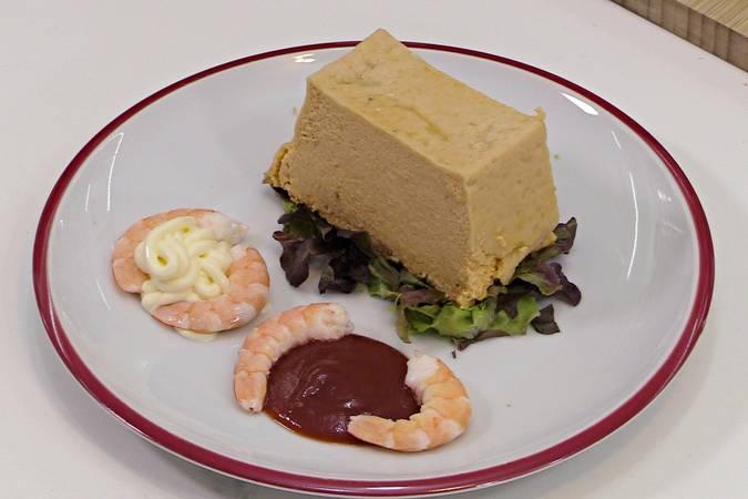 Paso 8 de Pastel de pescado, receta fácil y rápida