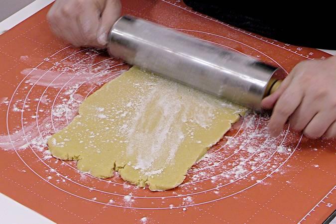 Paso 4 de Galletas de almendra muy fáciles y deliciosas
