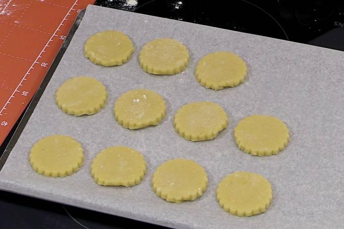 Paso 5 de Galletas de almendra muy fáciles y deliciosas