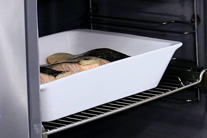 Cómo hacer el salmón al horno