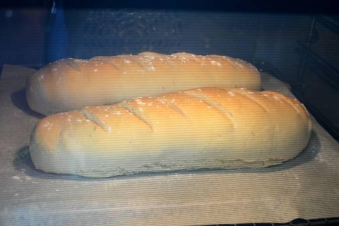 Endurecer la corteza del pan