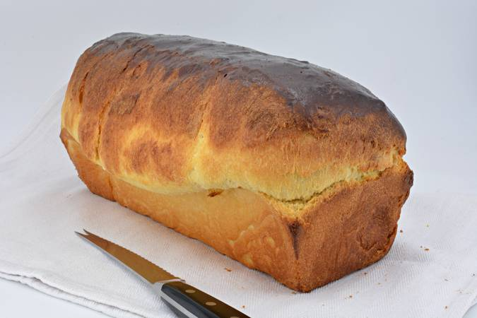 Preparar el pan brioche