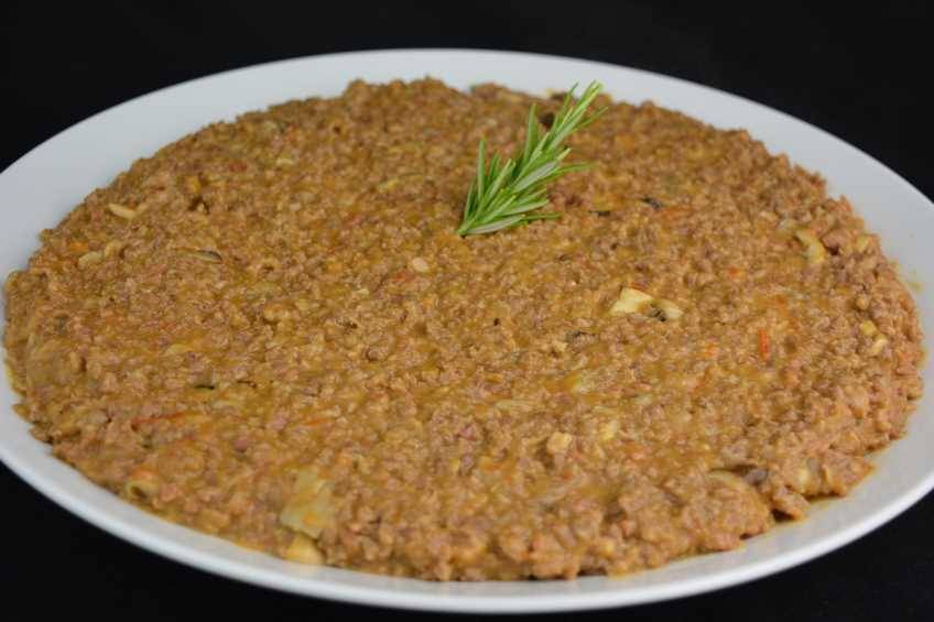 Paso 2 de Como hacer croquetas rellenas de carne picante