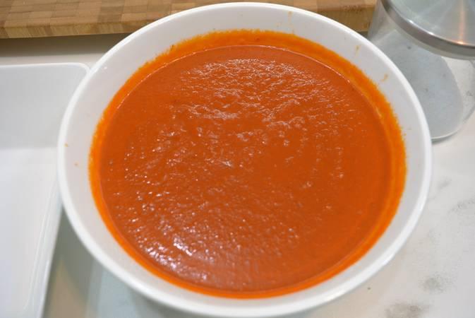 Paso 1 de Receta de patatas bravas con salsa casera picante