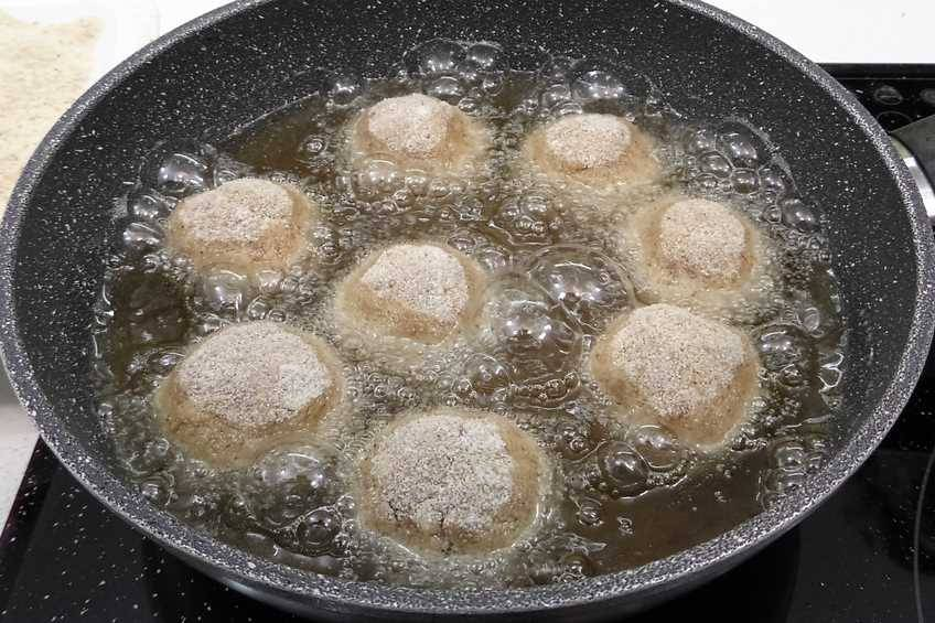 Paso 3 de Huevos escoceses