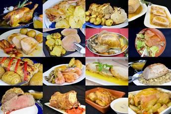 16 asados de carne para Navidad