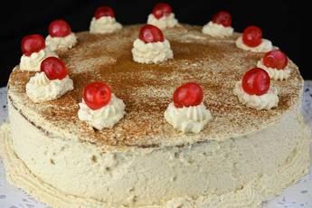 5 recetas de tarta casera con bizcocho para cumpleaños