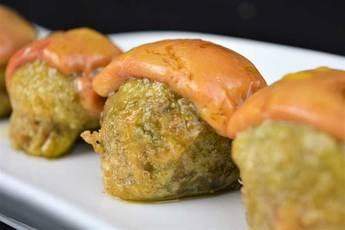 Receta de alcachofas rebozadas con foie cocidas al punto