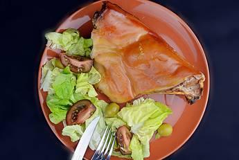 Cochinillo asado, receta de mi tía Luisa