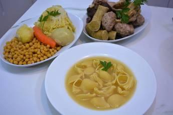 Cocido casero, tradición gastronómica