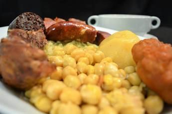 Cocido madrileño, receta casera