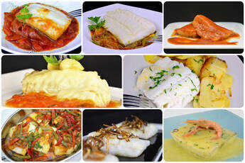 Como cocinar bacalao, recetas tradicionales