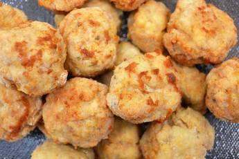 Cómo hacer albóndigas de pollo jugosas