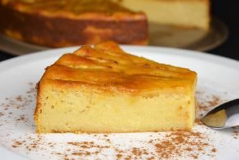 Cómo hacer tarta de manzana, receta muy fácil