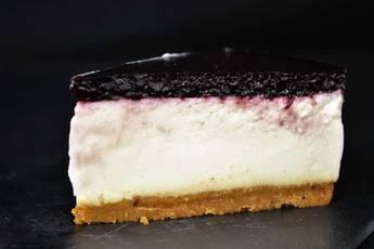 Como hacer tarta de queso con frutos rojos