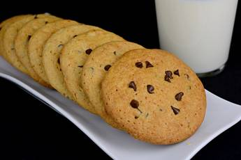 Cookies de chocolate o cookies americanas