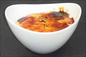 Crema catalana, receta casera