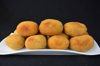 Croquetas caseras, como hacer la masa y varias recetas