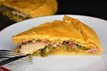 Empanada gallega de carne, la auténtica