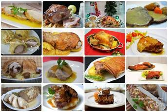Especial Navidad, recetas de carne variadas