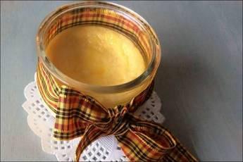 Flan de huevo y leche condensada