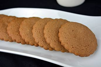 Galletas de chocolate caseras