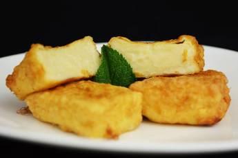 Como hacer leche frita muy cremosa