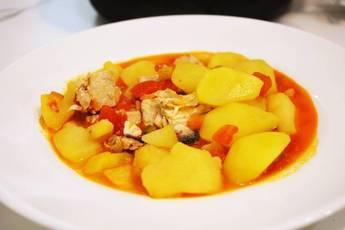 Marmitako, receta casera
