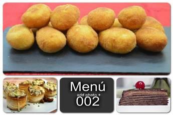 Menú del día en Cocina Familiar 002