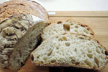 Pan dulce de naranja