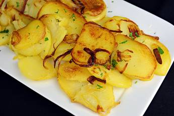 Como hacer patatas a lo pobre