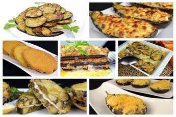 Recetas con berenjena, tu verdura favorita