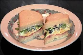 Sándwich y bocadillos, merienda perfecta