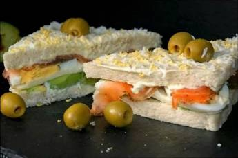 Sandwichs rápidos para emergencias