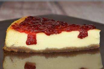 Tarta de queso mascarpone, tarta fácil de sabor exquisito