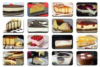 16 recetas de tarta de queso diferentes con y sin horno