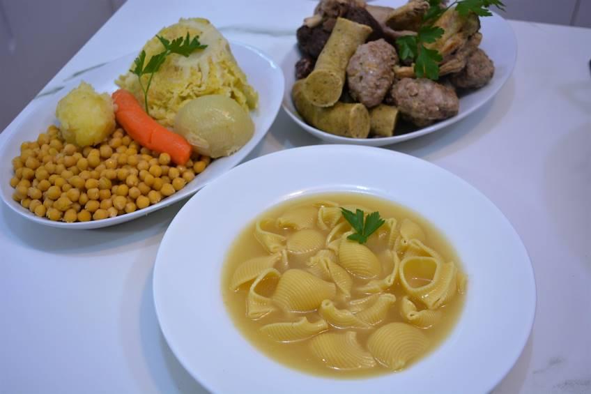 Cocido casero tradici n gastron mica for Menu casero facil