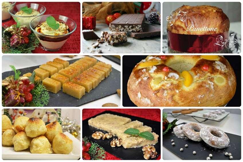 especial navidad postres y dulces navide os