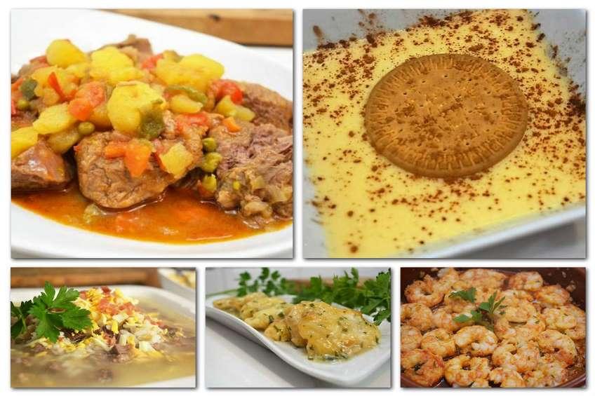 Men 012 de cocina familiar for Cocina familiar
