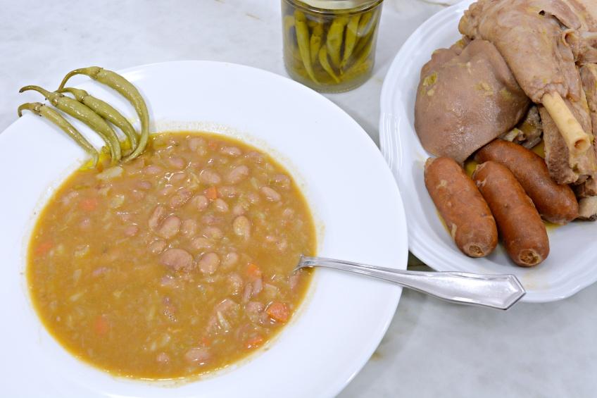 Olla podrida receta casera for Recetas cocina casera