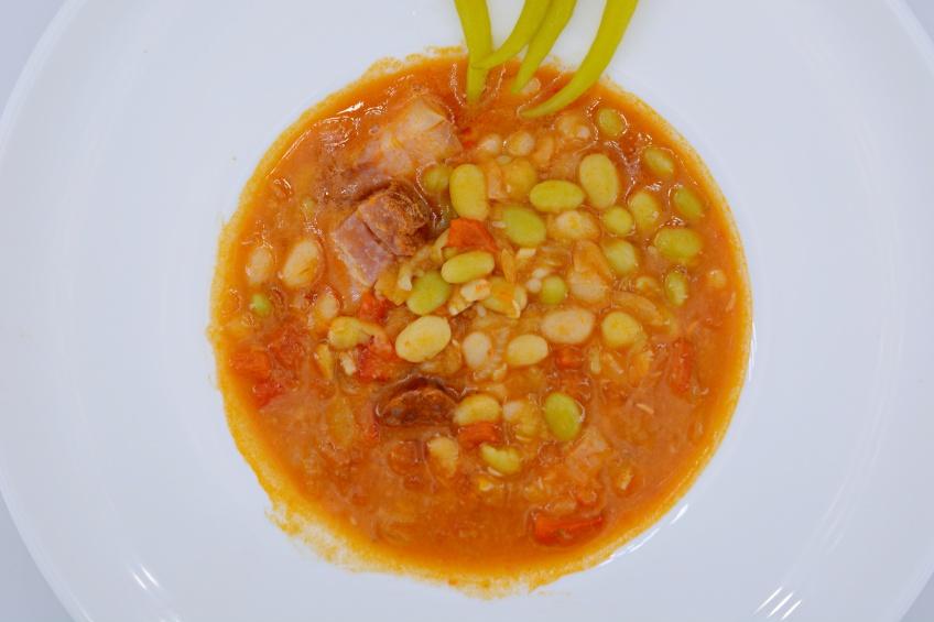 Pochas a la riojana receta casera for La cocina casera