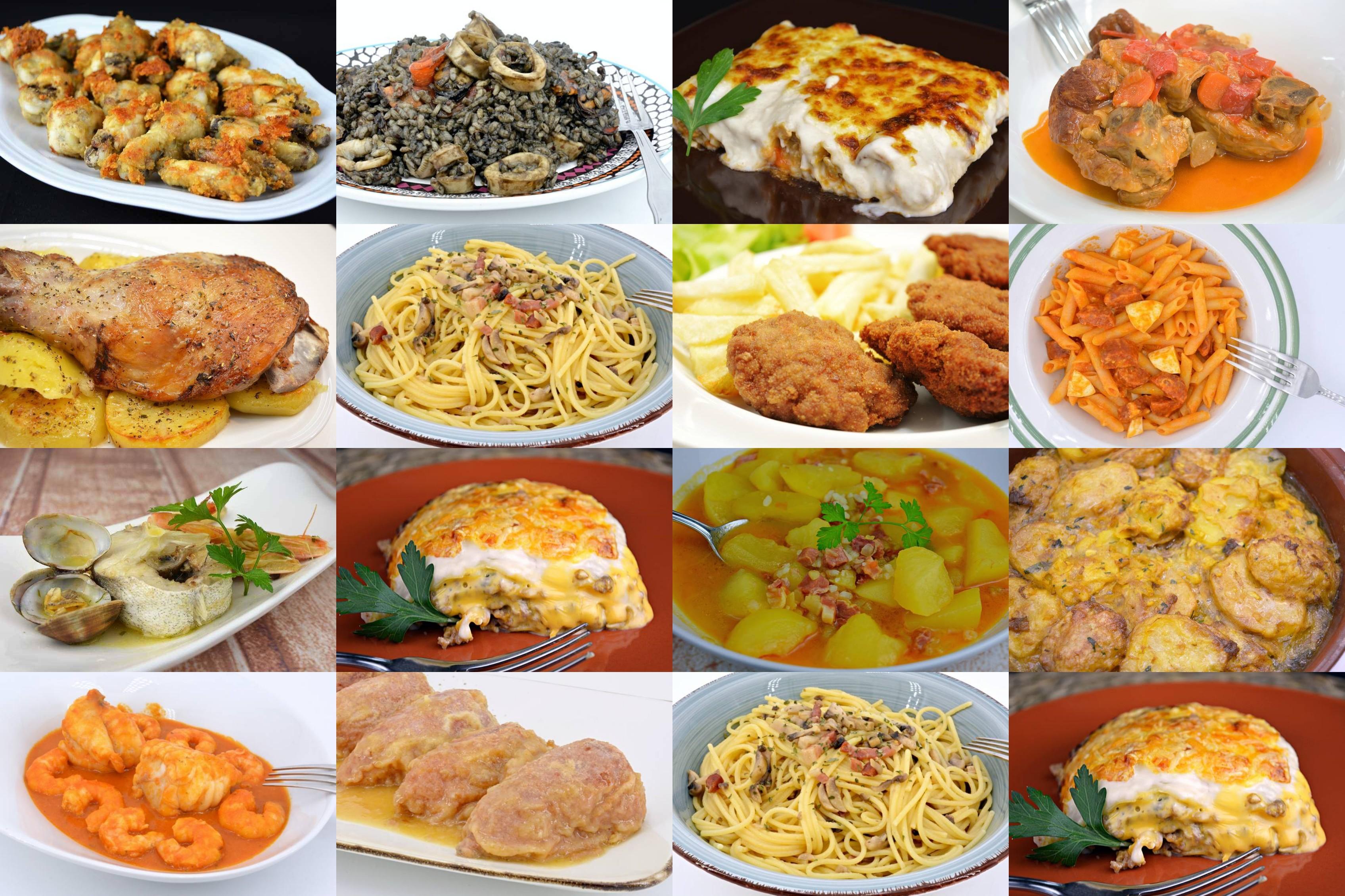 Recetas Fáciles Para Tu Menú Semanal