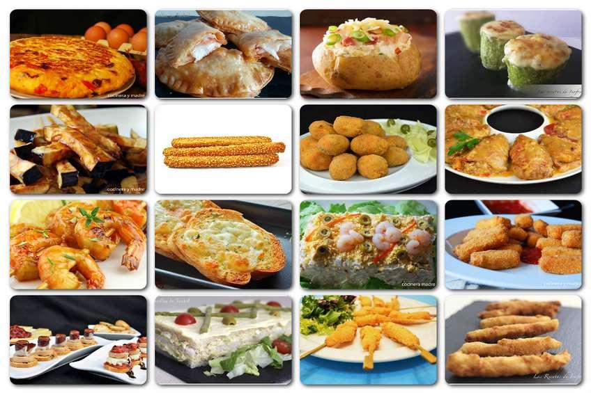 Recetas para hacer tapas un completo fest n for Canal cocina tapas