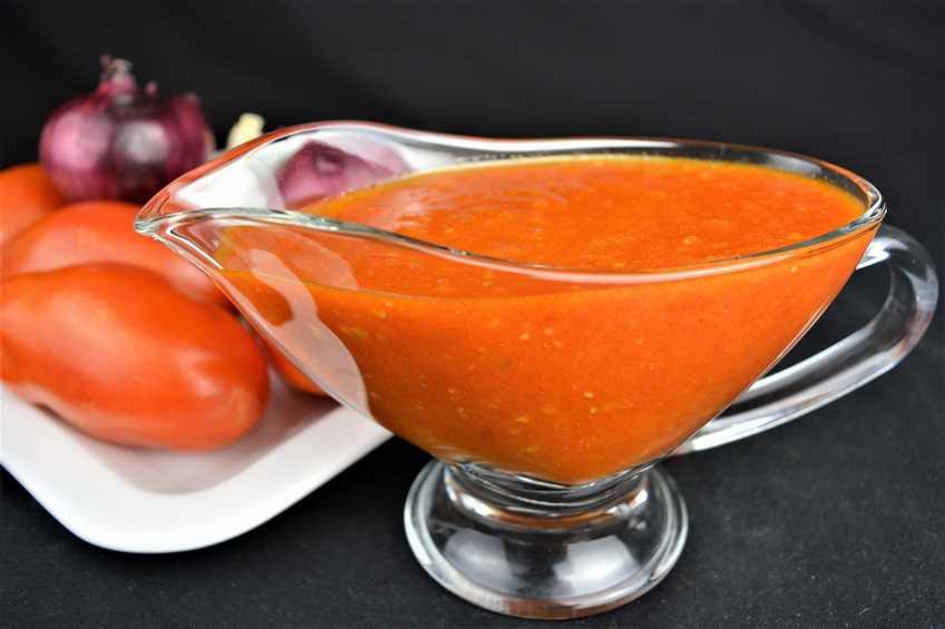 Salsa de tomate frito receta casera for Recetas cocina casera