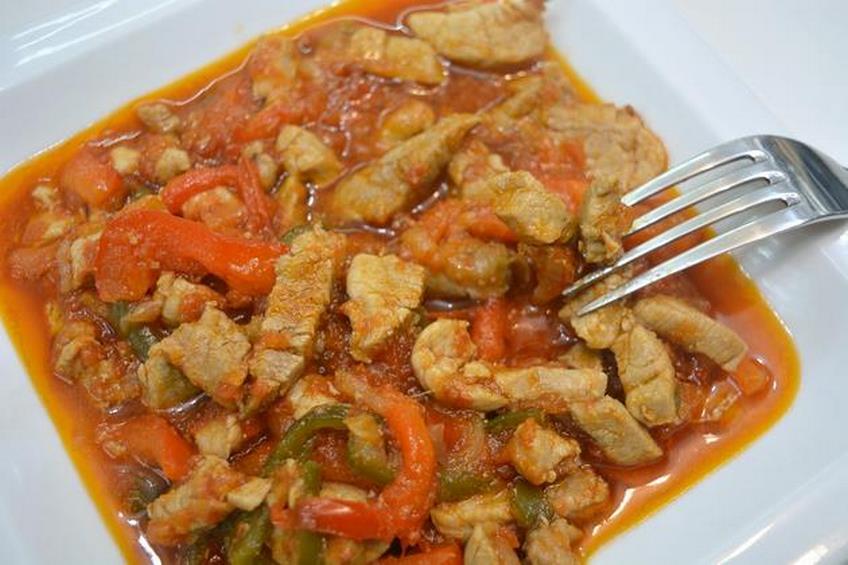 Cocinar Solomillo De Cerdo | Solomillo De Cerdo Guisado Con Verduras