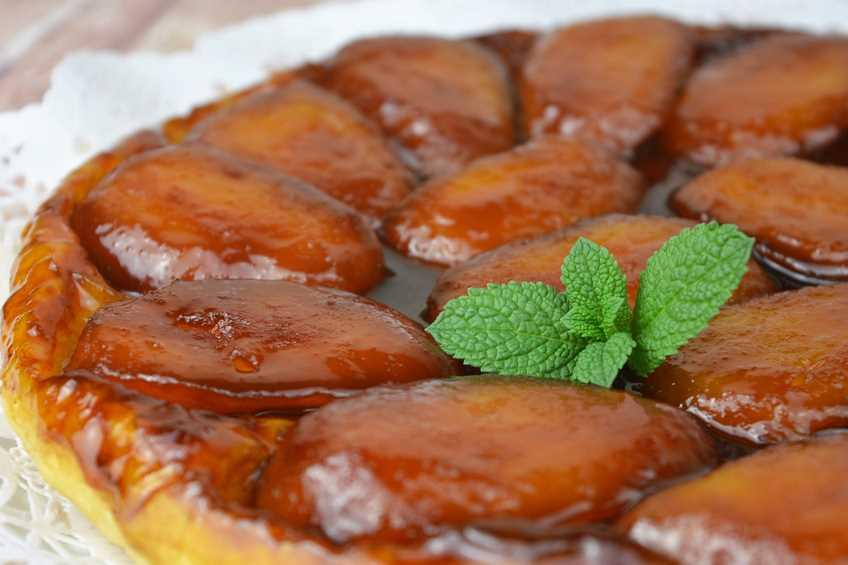 Tarta tat n receta casera for Recetas cocina casera