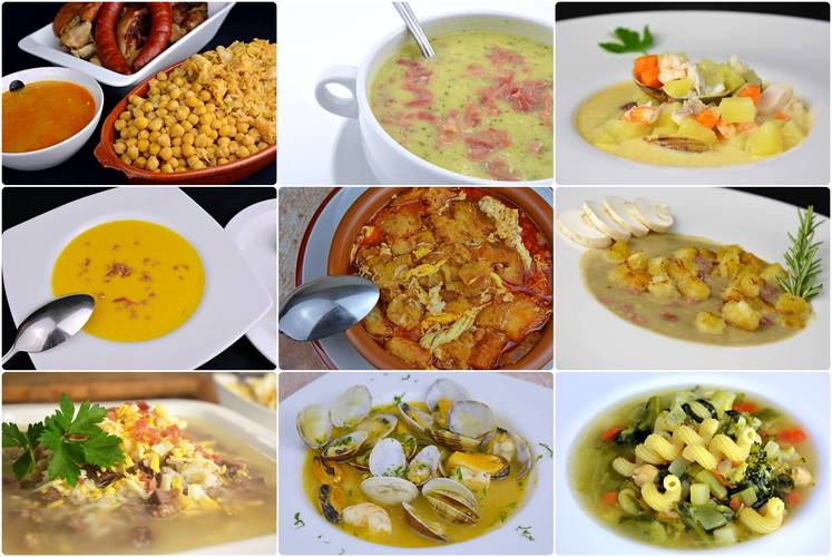 15 recetas de sopa y crema, las mejores de mi recetario